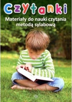 Czytanki Materiały do nauki czyt. metodą sylabową