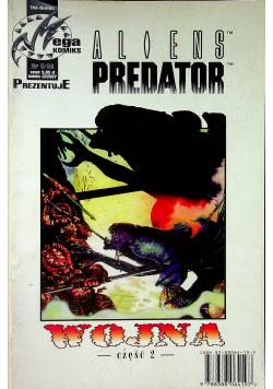 Aliens Predator, część 2, Nr 5