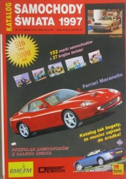 Katalog samochody świata 1997
