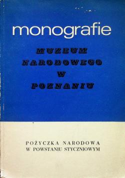 Monografie Muzeum Narodowego w Poznaniu