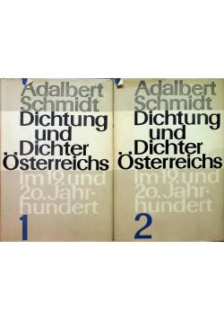 Dichtungund Dichter Osterreichs im 19 und 20 Jahrhundert 2 tomy