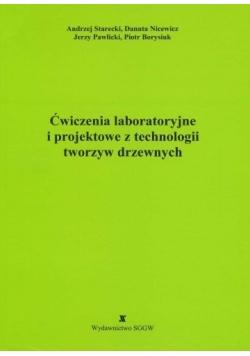 Ćwiczenia laboratoryjne i projektowe z technologii tworzyw drewnianych
