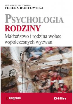 Psychologia rodziny Małżeństwo i rodzina wobec