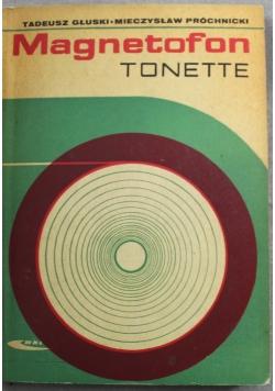 Magnetofon Tonette