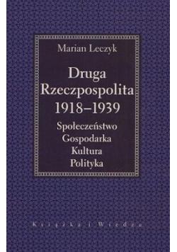 Druga Rzeczpospolita 1918 - 1939
