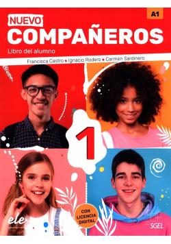 Nuevo Compañeros 1 Libro del alumno