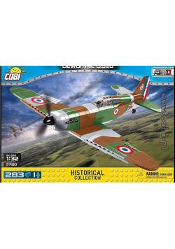 HC WWII Dewoitine D.520