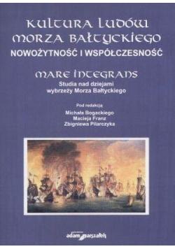 Kultura ludów Morza Bałtyckiego... + CD