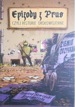 Epizody z Prus plus autograf Sowińskiego