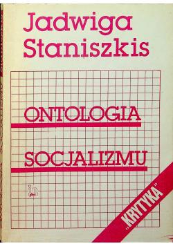 Ontologia Socjalizmu