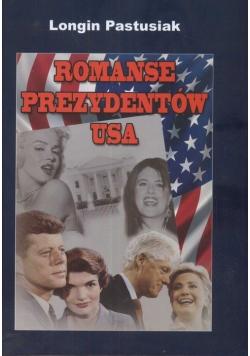 Romanse prezydentów USA