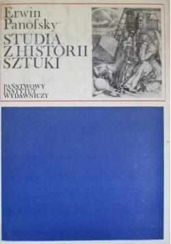 Studia z historii sztuki