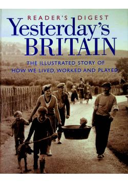 Yesterdays Britain
