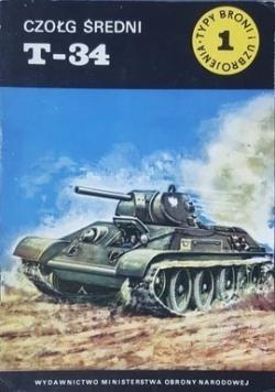 Czołg średni T 34