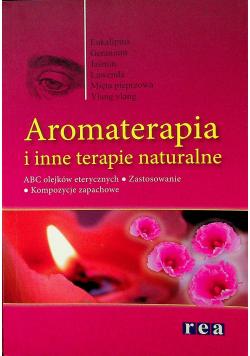 Aromaterapia i inne terapie naturalne
