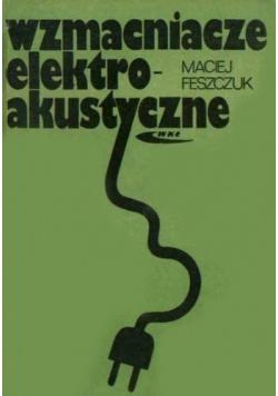 Wzmacniacze elektroakustyczne