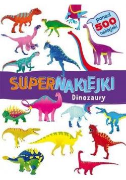 Supernaklejki: Dinozaury