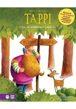 Tappi O tym jak na szepczący las padł czar