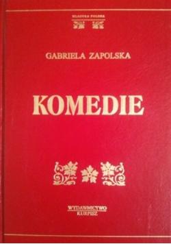 Komedie Zapolska