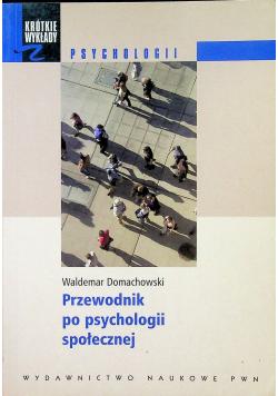 Przewodnik po psychologii społecznej