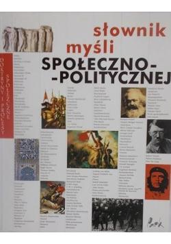 Słownik myśli społeczno politycznej