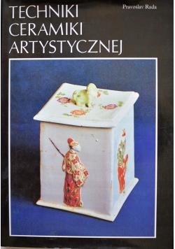Techniki ceramiki artystycznej
