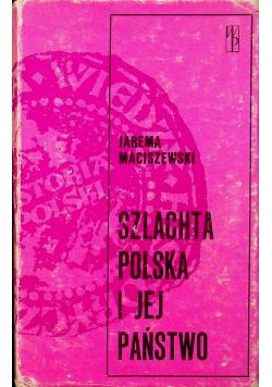 Szlachta polska i jej państwo