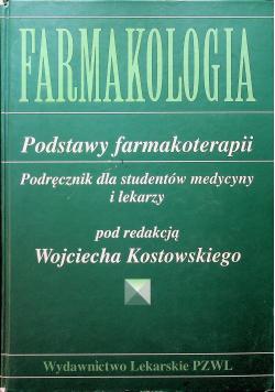 Farmakologia Podstawy Farmakoterapii