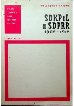 SDKP i L a SDPRR 1908 1918