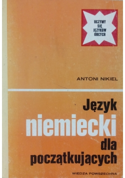 Język niemiecki dla początkujących