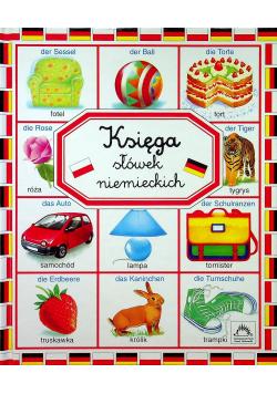 Księga słówek niemieckich