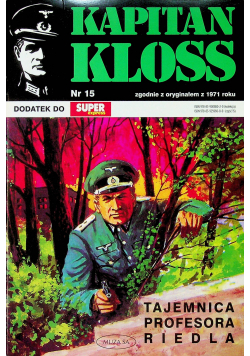 Kapitan Kloss nr 15