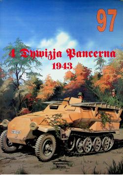 4 Dywizja Pancerna Kursk 1943