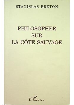 Philosopher sur la cote sauvage