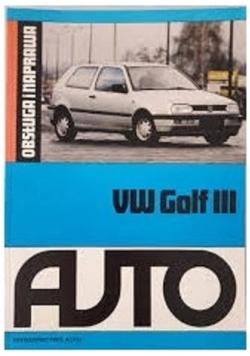 VW Golf III auto obsługa i naprawa