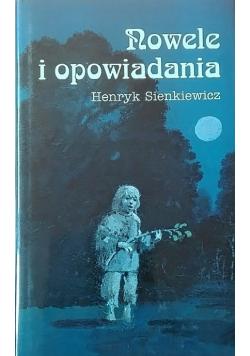Sienkiewicz Nowele i opowiadania