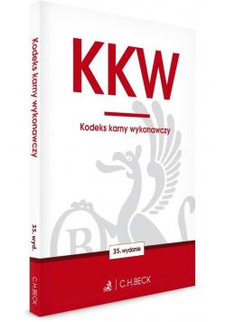KKW. Kodeks karny wykonawczy w.35