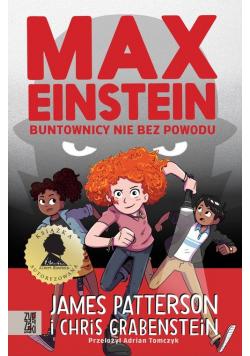 Max Einstein Buntownicy nie bez powodu