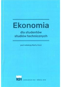 Ekonomia dla studentów studiów technicznych