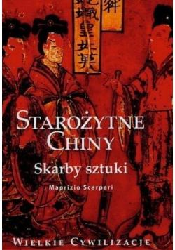 Starożytne Chiny skarby sztuki