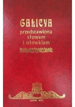 Galicya przedstawiona słowem i ołówkiem Reprint z 1892 r