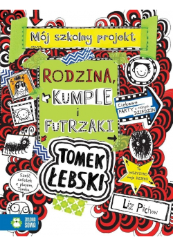Tomek Łebski Rodzina kumple i futrzaki