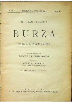 Burza 1924 r.