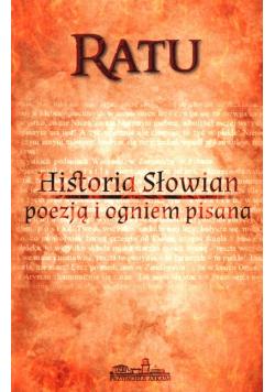 Historia Słowian poezją i ogniem pisana