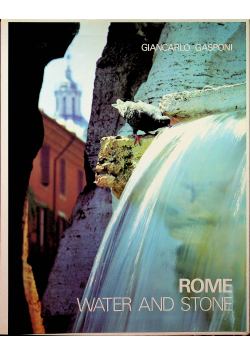 Rome Water and stone