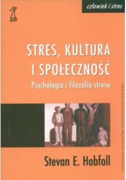 Stres kultura i społeczność