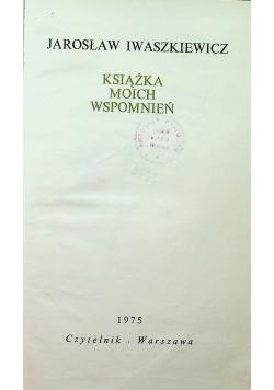 Książka moich wspomnień