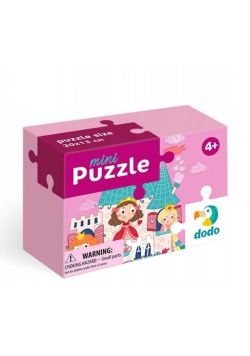Puzzle 35 mini Mała księżniczka