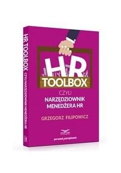 HR Toolbox czyli Narzędziownik Menedżera HR