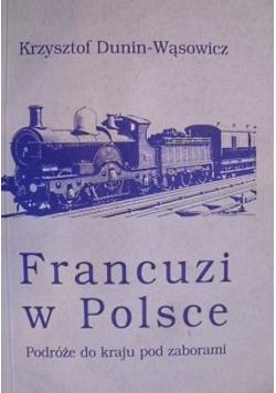 Francuzi w Polsce autograf Wąsowicz